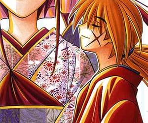 るろうに剣心, manga, and rurouni kenshin image