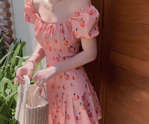 clothing, girl, and fashion image