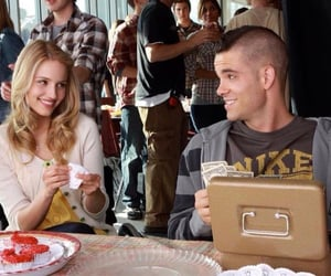 bake, glee, and Quinn image