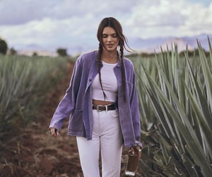 Kendall Jenner for 818 Tequila.