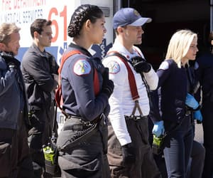 chicago fire, cliffhanger, and kelly severide image