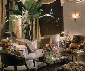 living room and Mariah Carey image