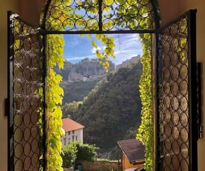 nature, view, and italy image