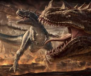 dinosaurs, art, and extinction image