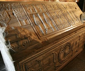 ancient history, history, and sarcophagus image