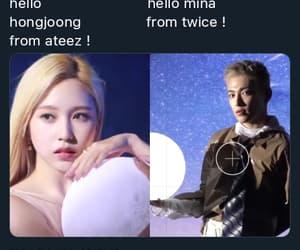 twice, mina, and facebook memes image