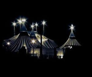 circus tent and night circus image
