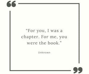 books, breakups, and broken image