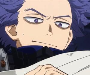anime, bnha, and shinso image