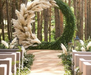 ceremony, decor, and decoration image