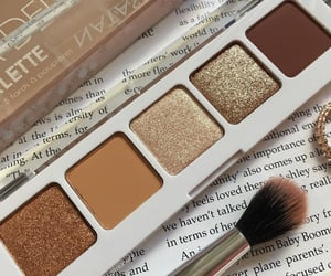 palette, makeup, and beauty image