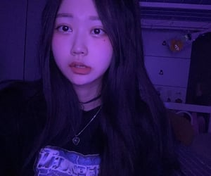 girl, korean, and insta image