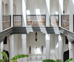 architecture, interiors, and courtyard image