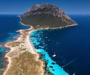 isla, azul, and belleza image