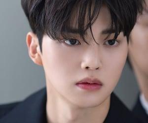 korean actors, song kang, and love alarm image