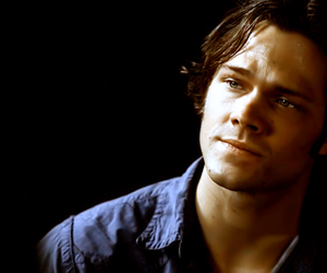 Sam, supernatural, and winchester image