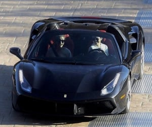cars, luxury, and hailey bieber image