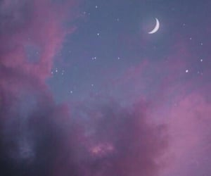 aesthetic, galaxy, and pastelsky image