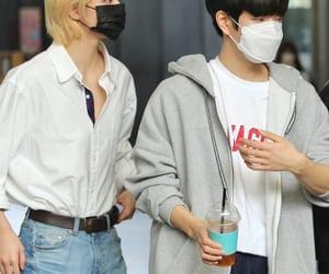 skz, stray kids seungmin, and stray kids hyunjin image