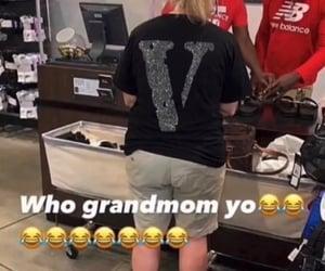 grandma, lol, and meme image