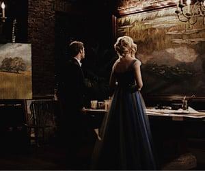 dress, Relationship, and The Originals image
