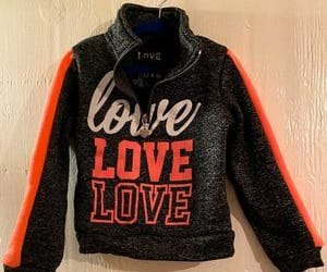 clothing, sweatshirt, and pull over image