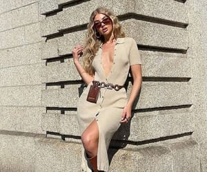 belt, outfit, and sunglasses image