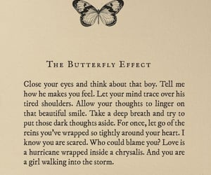 butterfly, quotes, and words image