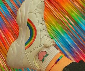 aesthetic, colourful, and fashion image