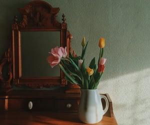 atmosphere, spring, and flower image