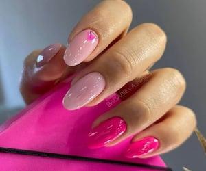fashion, pinky, and nails art image