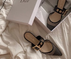brand, chic, and dior image