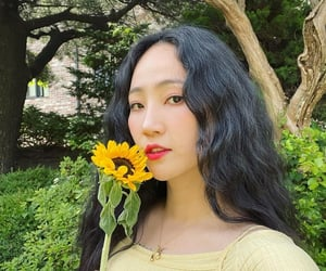 wonder girls, yeeun, and hatfelt image