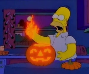 animations, cartoons, and homer simpson image