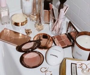 makeup, chanel, and luxury image