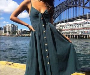 fashion, skirt, and bohemian sty image
