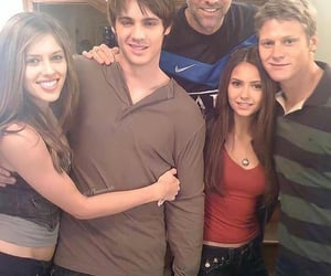 teens, Vampire Diaries, and tv shows image