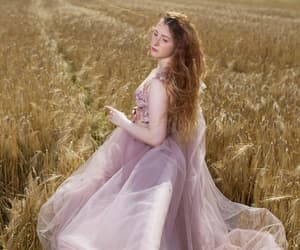 beauty, fairy tales, and fields image
