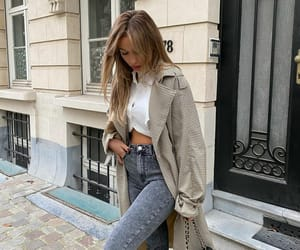 chanel, chanel bag, and street style image