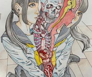 alt, anime, and art image