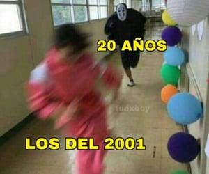 20, gracioso, and 2001 image