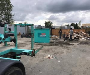 recycling, waste disposal, and dumpster rental image