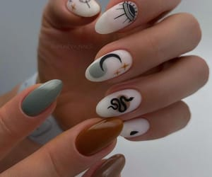 girl, nails, and aesthetic image