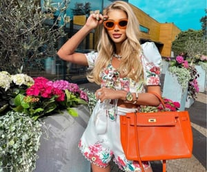 fashion, hermes, and look image