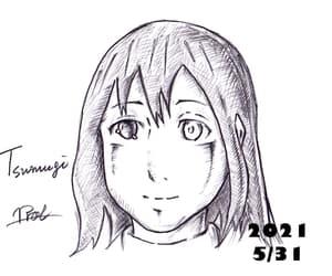 doodle, sidonianokishi, and tsumugi image