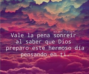 DIA, hermoso, and frases image