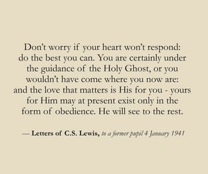 c.s. lewis, Catholic, and cs lewis image