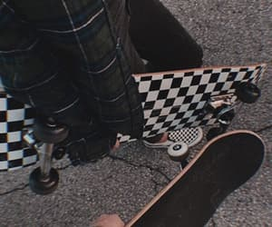 grunge, aesthetic, and skate image