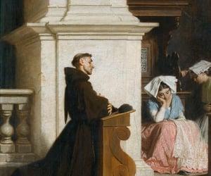 art, Catholic, and sacraments image