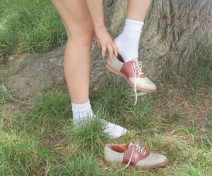 shoes, aesthetic, and cottagecore image
